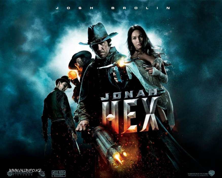 Download mobile wallpaper Cinema, People, Actors, Jonah Hex for free.