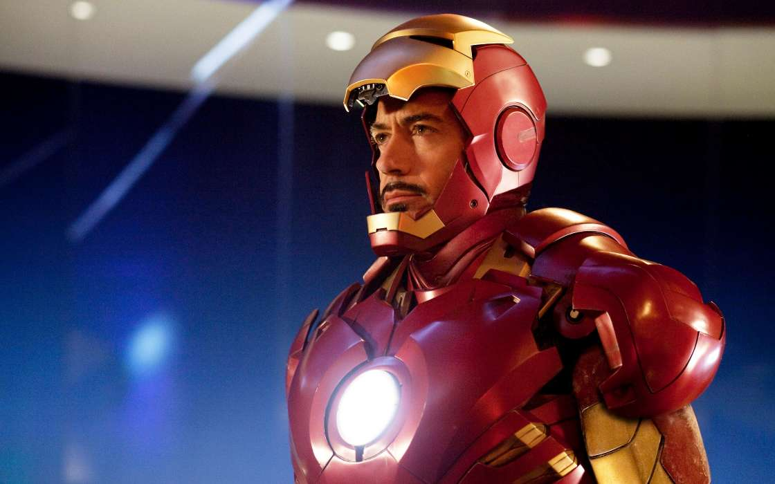 Download mobile wallpaper Cinema, Actors, Iron Man, Robert Downey Jr. for free.