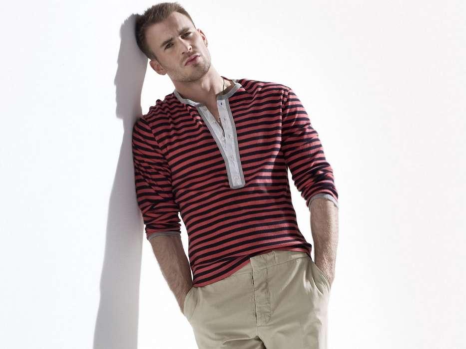Download Mobile Wallpaper People Actors Men Chris Evans Free