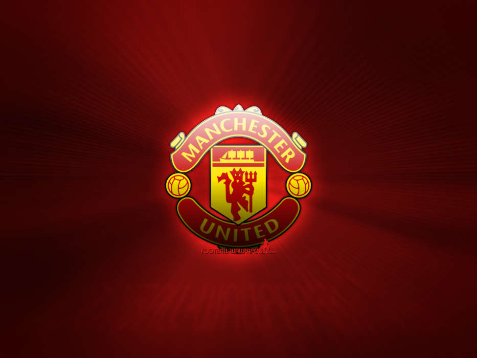 Download mobile wallpaper Sports, Logos, Football, Manchester United for free.