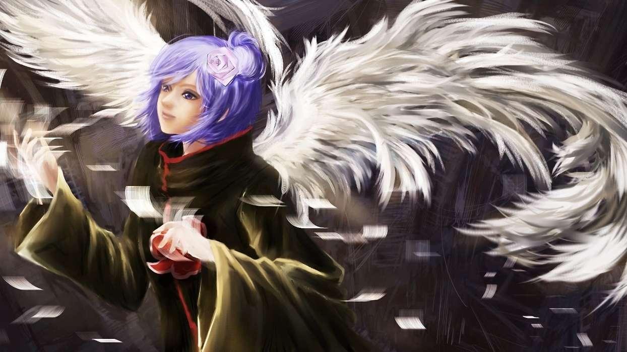 download bilder f u00fcr das handy  anime  m u00e4dchen  engel  kostenlos  25553