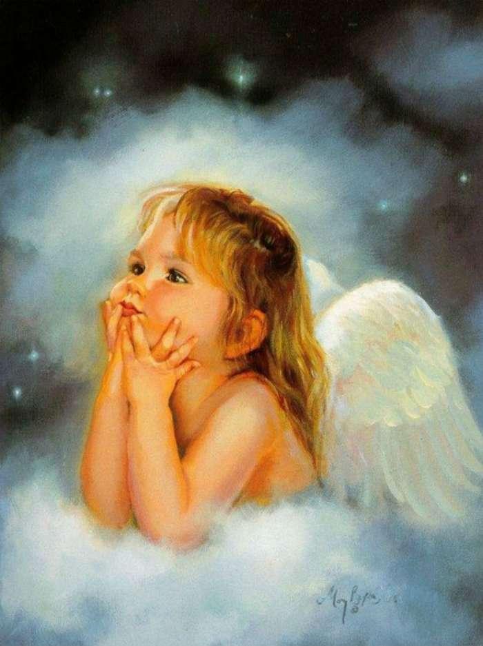 Download Bilder Für Das Handy Fantasie Kinder Engel Bilder