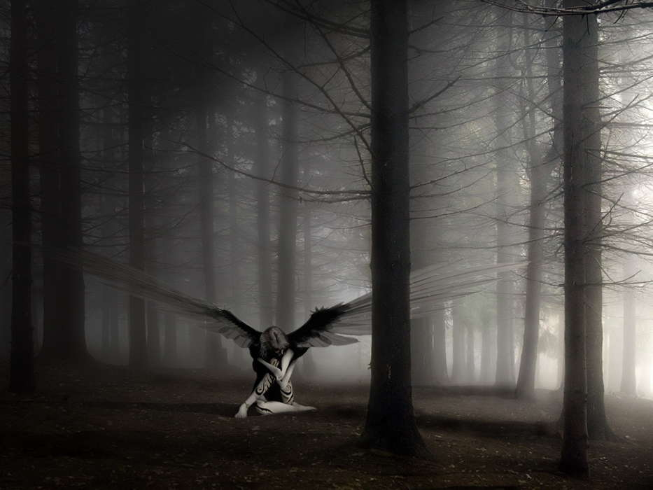 картинки мрак на аву ричардсон
