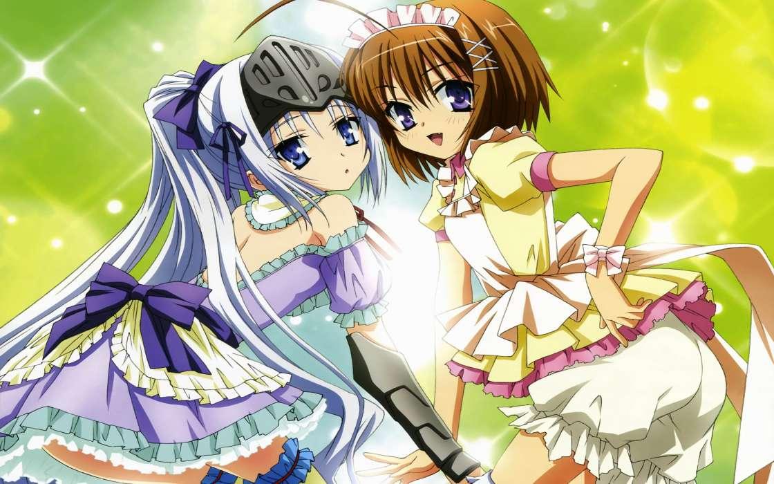 Download Bilder für das Handy: Anime, Mädchen, kostenlos