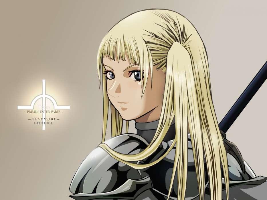 Download Bilder für das Handy: Anime, Mädchen, Waffe