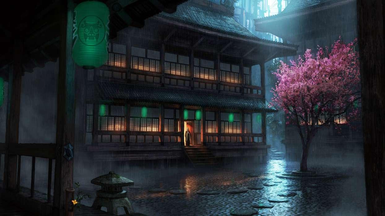 Kuća Porodice Anzai Anime-doma-32276
