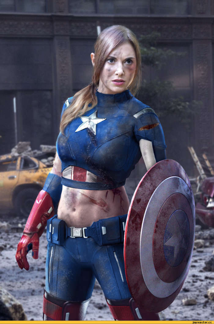 Download mobile wallpaper Cinema, People, Girls, Captain America for free.