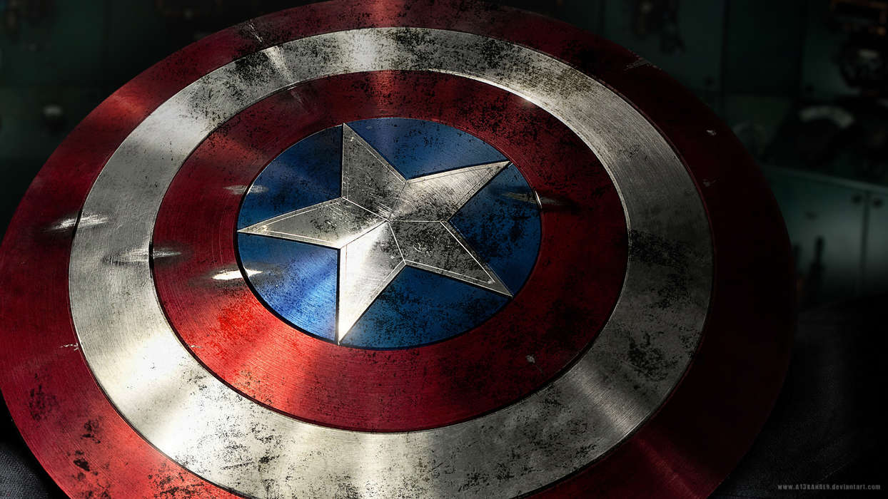 Download mobile wallpaper Cinema, Captain America for free.