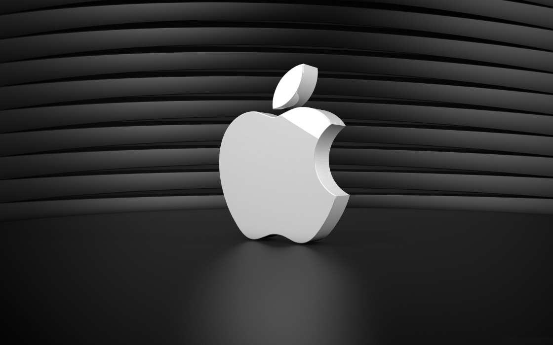 Download mobile wallpaper Brands, Apple for free.