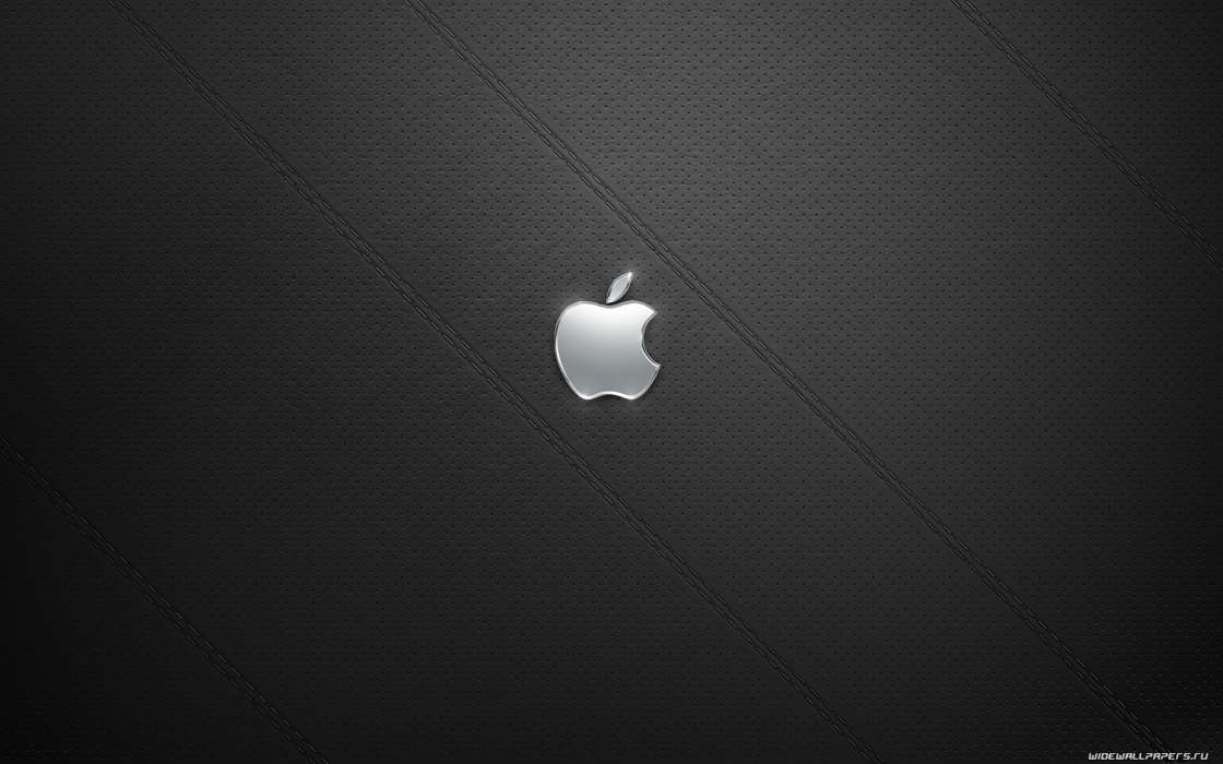 Download mobile wallpaper Brands, Logos, Apple for free.