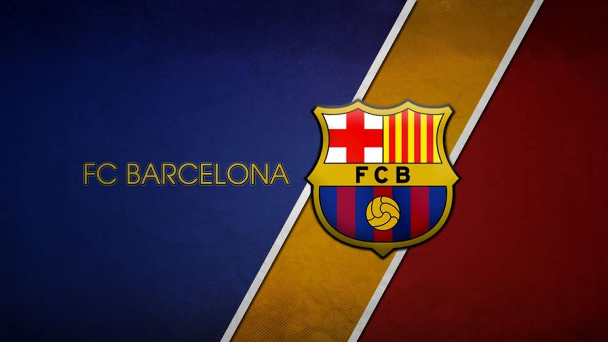 Download mobile wallpaper Sports, Background, Football, Barcelona for free.