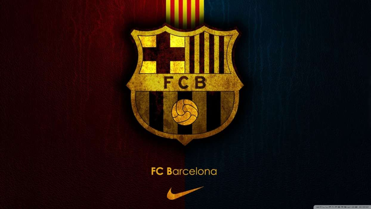 Download mobile wallpaper Sports, Logos, Football, Barcelona for free.