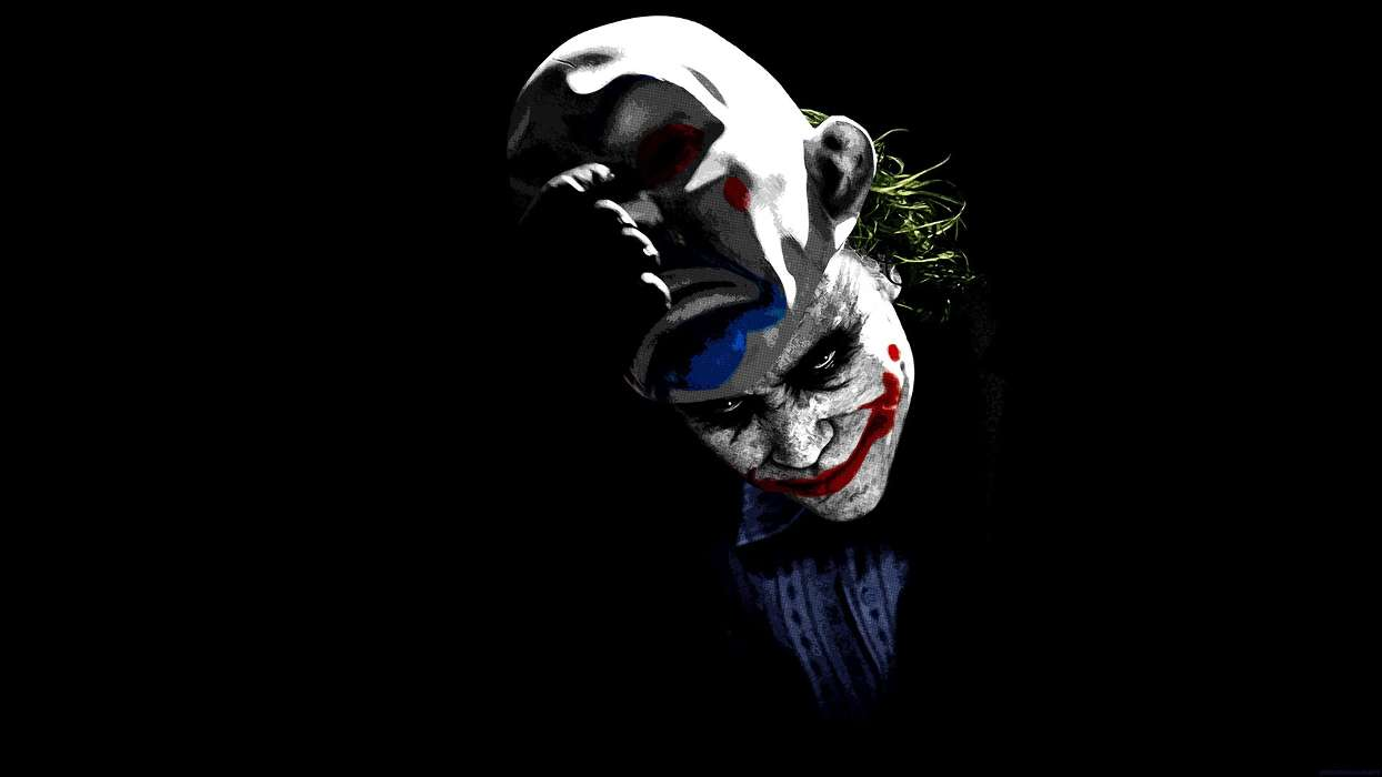 Download mobile wallpaper Cinema, Art, Batman, Joker for free.