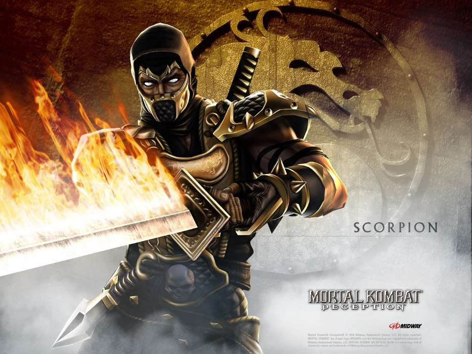 Download mobile wallpaper Games, Art, Mortal Kombat for free.