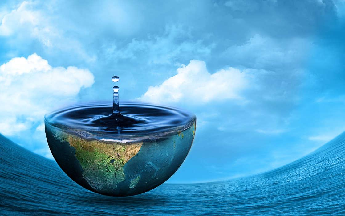 каким трепетом картинка вода источник жизни персональный