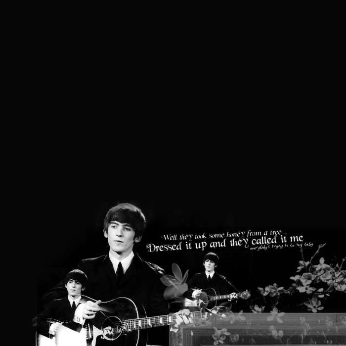 Download Mobile Wallpaper Music People Artists Men The Beatles