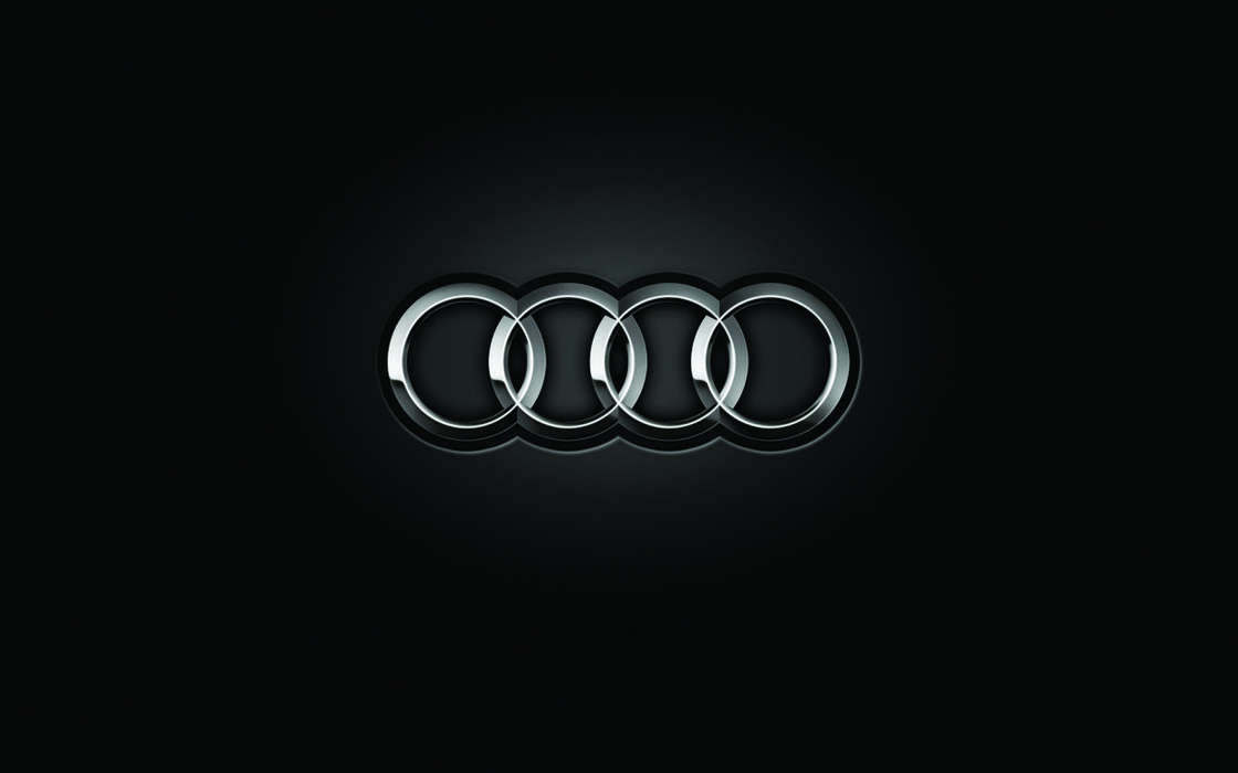 Download mobile wallpaper Transport, Auto, Background, Logos, Audi for free.