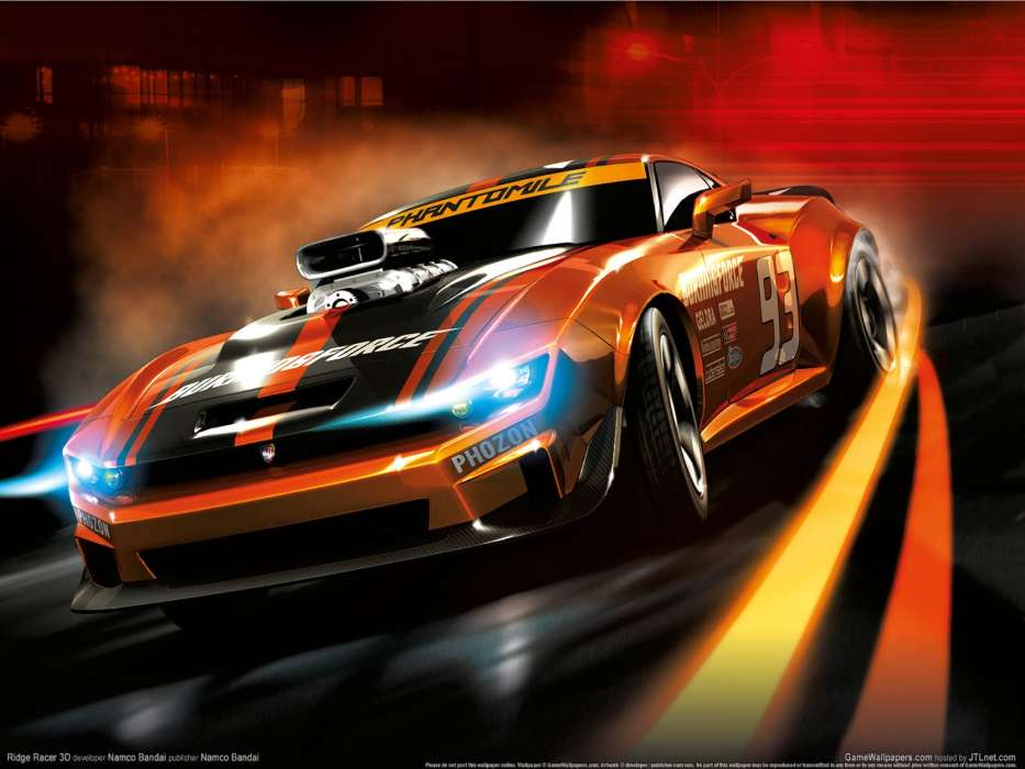 Download mobile wallpaper Games, Auto, Races for free.