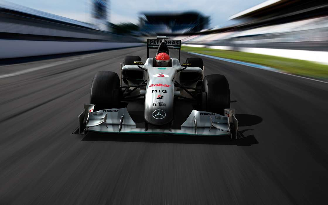 Download mobile wallpaper Sports, Transport, Auto, Races, Formula-1, F1 for free.