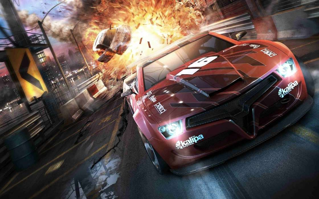 Download mobile wallpaper Transport, Games, Auto, Pictures for free.