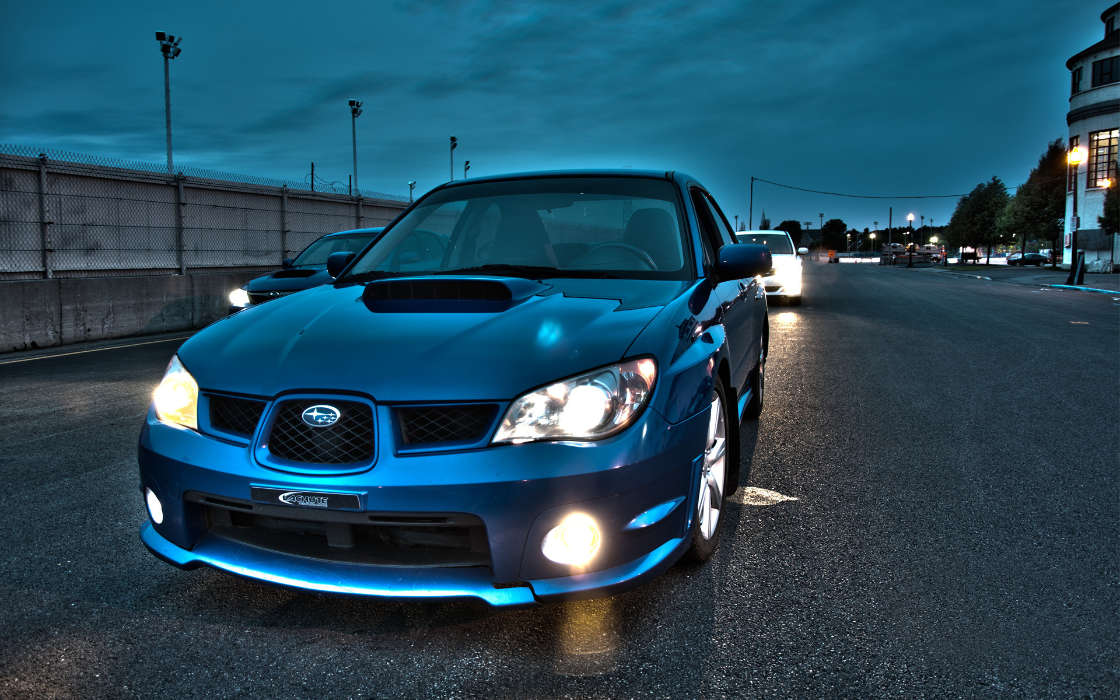 Download mobile wallpaper Transport, Auto, Subaru for free.
