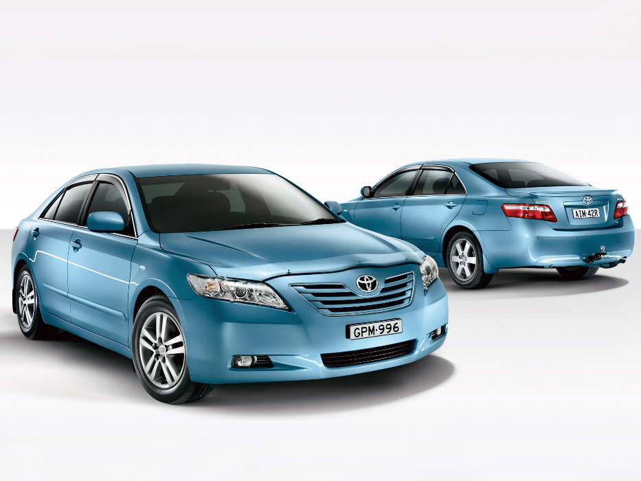 Download mobile wallpaper Transport, Auto, Toyota for free.