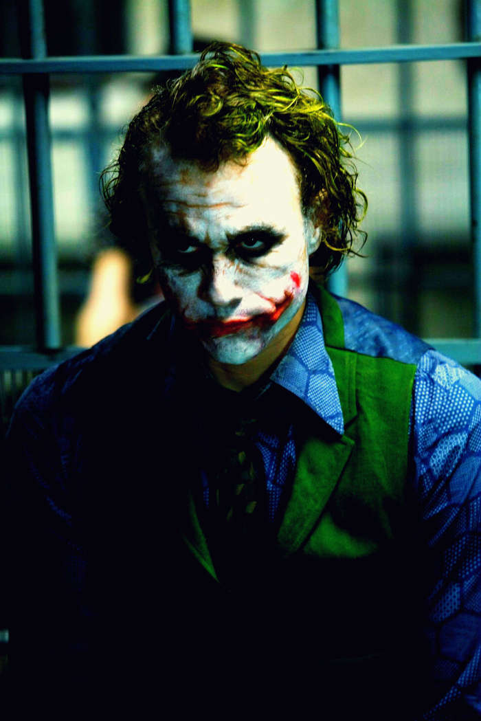 Download mobile wallpaper Cinema, People, Actors, Men, Batman, Joker for free.