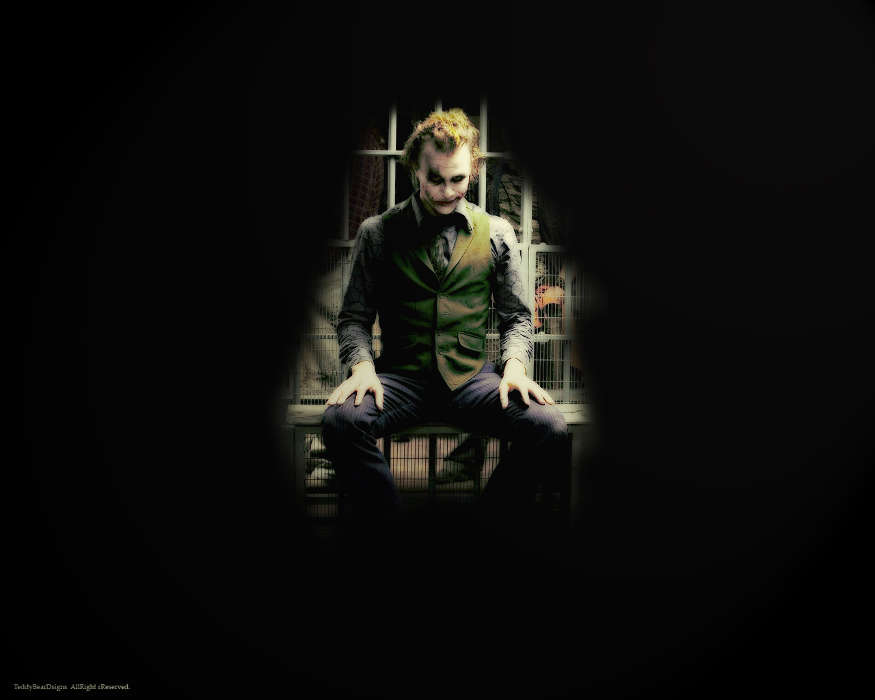 Download mobile wallpaper Cinema, People, Batman, Joker for free.