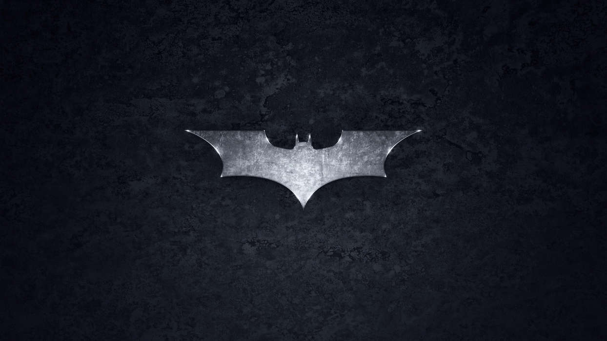 Download mobile wallpaper Cinema, Background, Logos, Batman for free.