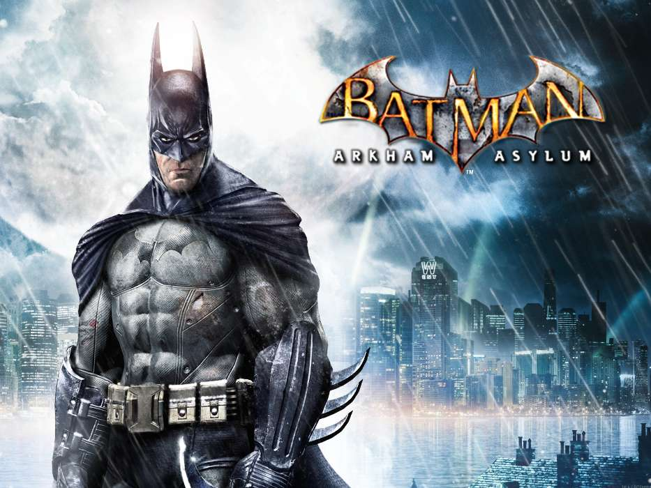 Download mobile wallpaper Games, Batman, Pictures for free.