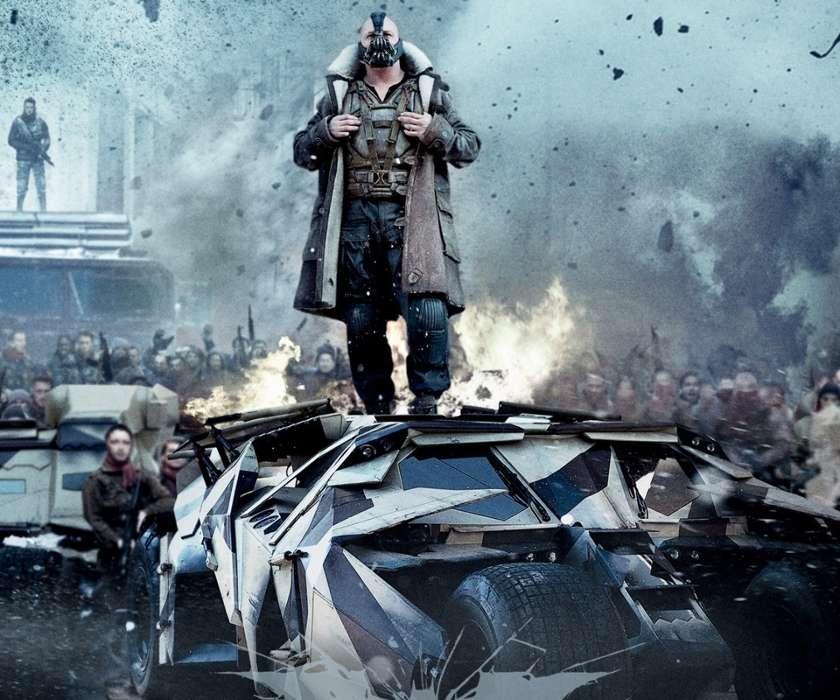Download Mobile Wallpaper Cinema People Men Batman The Dark Knight Rises For