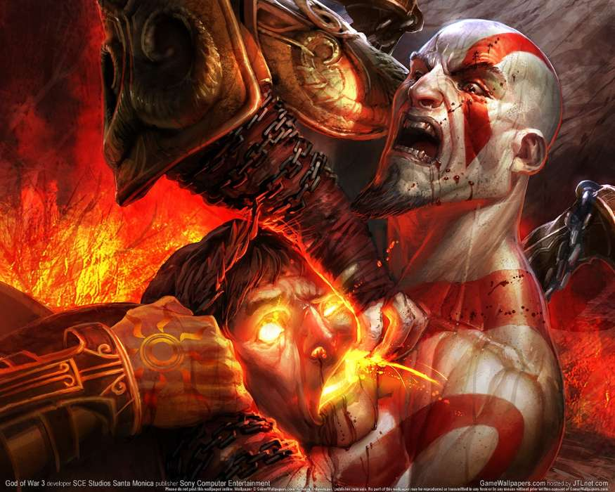 Baixar A Imagem Para Telefone: Jogos, God Of War, Grátis