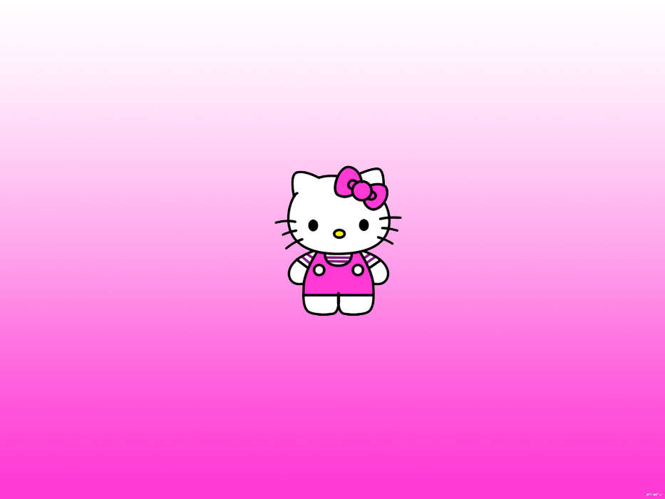 Download mobile wallpaper Brands, Logos, Pictures, Hello Kitty for free.