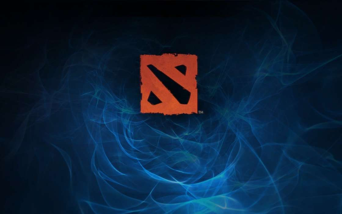 Download mobile wallpaper Games, Brands, Logos, Dota 2 for free.