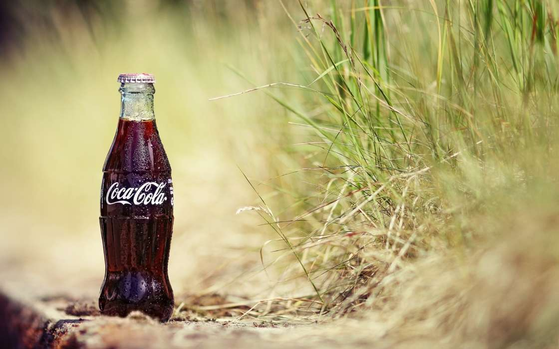Download mobile wallpaper Brands, Coca-cola for free.