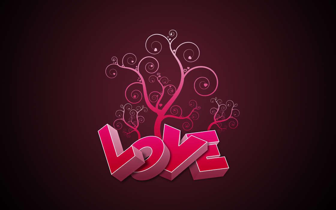 Fondos De Pantalla Animados De San Valentín: Descargar La Imagen En Teléfono: Vacaciones, Fondo, Amor