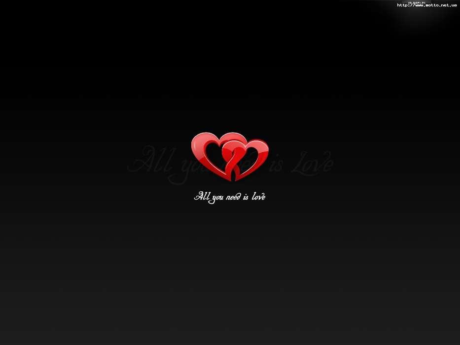 Картинки с черным фоном с надписью дари мне любовь