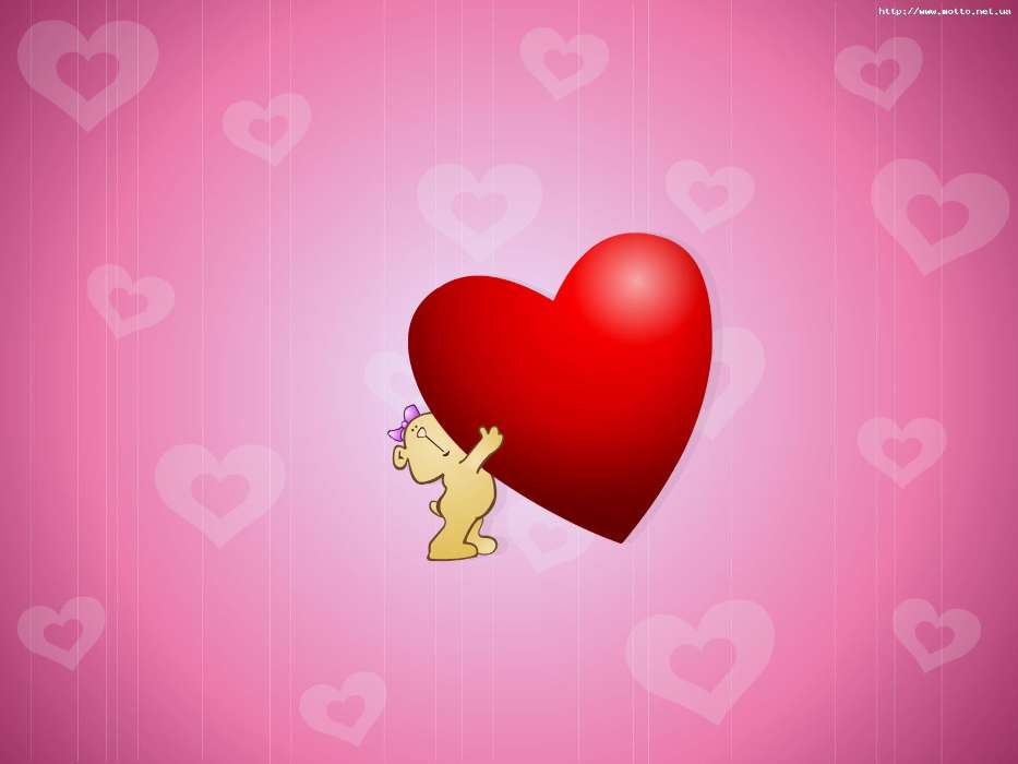 Download mobile wallpaper Holidays, Hearts, Love, Valentine's day, Pictures for free.