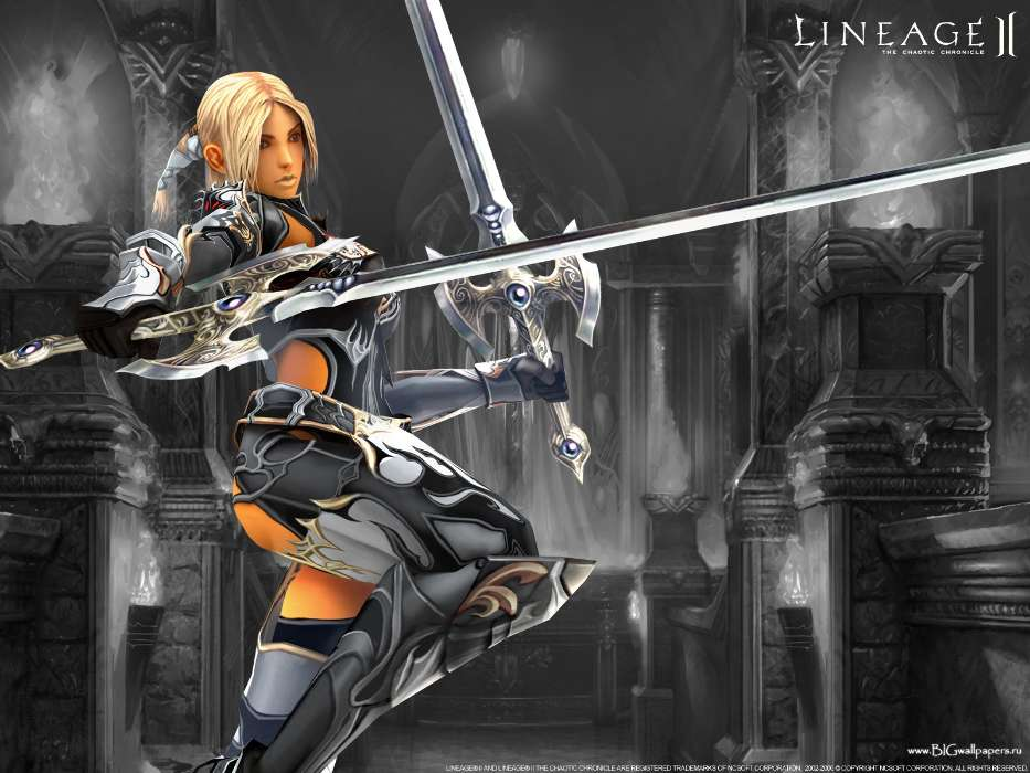 download bilder f r das handy spiele m dchen lineage ii. Black Bedroom Furniture Sets. Home Design Ideas