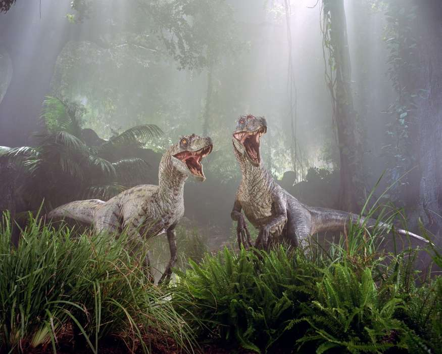 Download mobile wallpaper Animals, Fantasy, Dinosaurs for free.