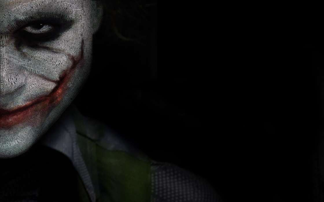 Download mobile wallpaper Cinema, Joker for free.