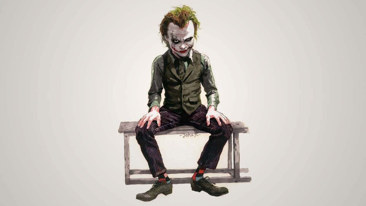 Download mobile wallpaper Cinema, People, Joker, Pictures for free.