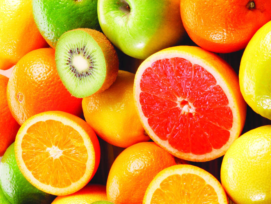 Download mobile wallpaper Fruits, Food, Background for free.