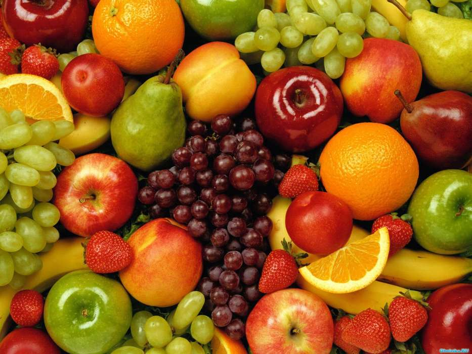 Download mobile wallpaper Fruits, Food, Background, Berries for free.