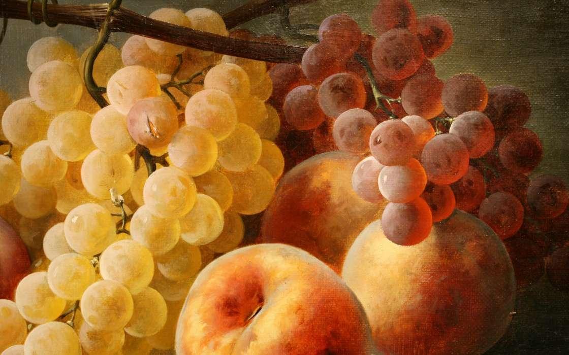 потолков красивые картинки персики и виноград пересадка спиреи осенью