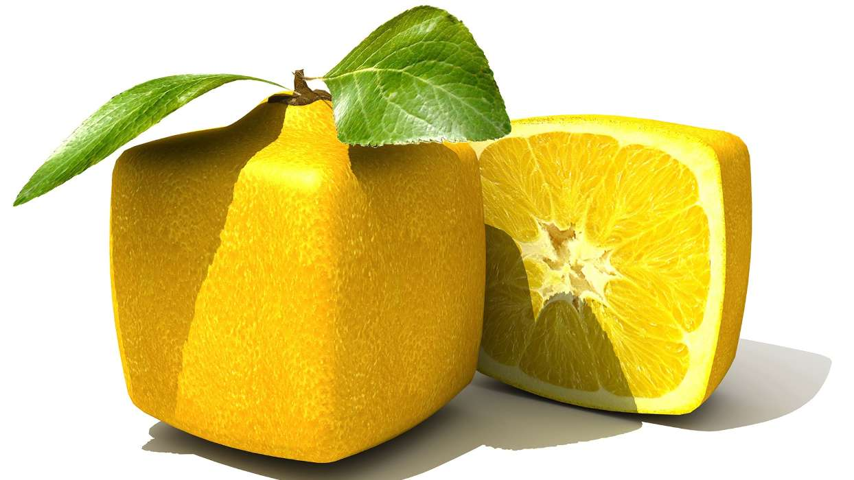 Download mobile wallpaper Food, Lemons, Objects for free.