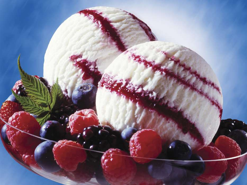 Download mobile wallpaper Food, Ice cream for free.