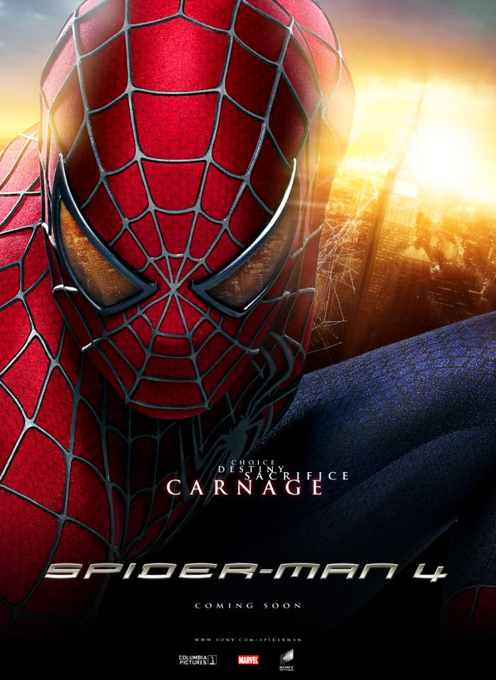 Download Mobile Wallpaper Cinema Spider Man For Free