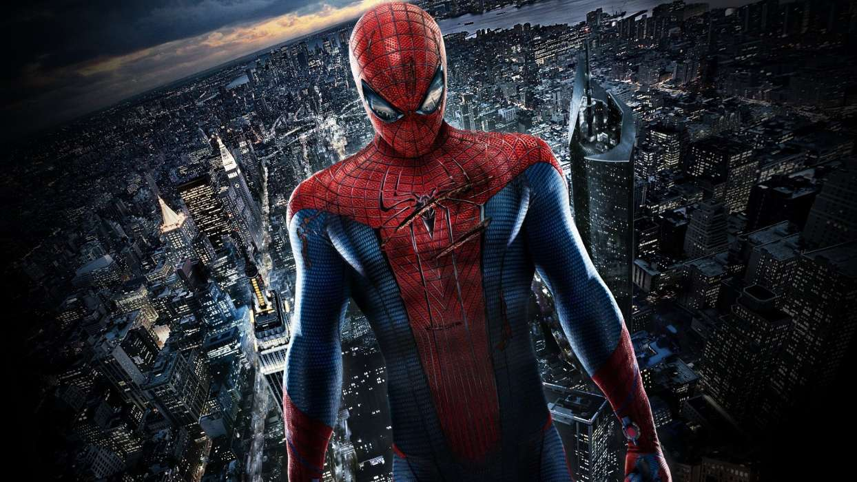 Download mobile wallpaper Cinema, People, Spider Man for free.