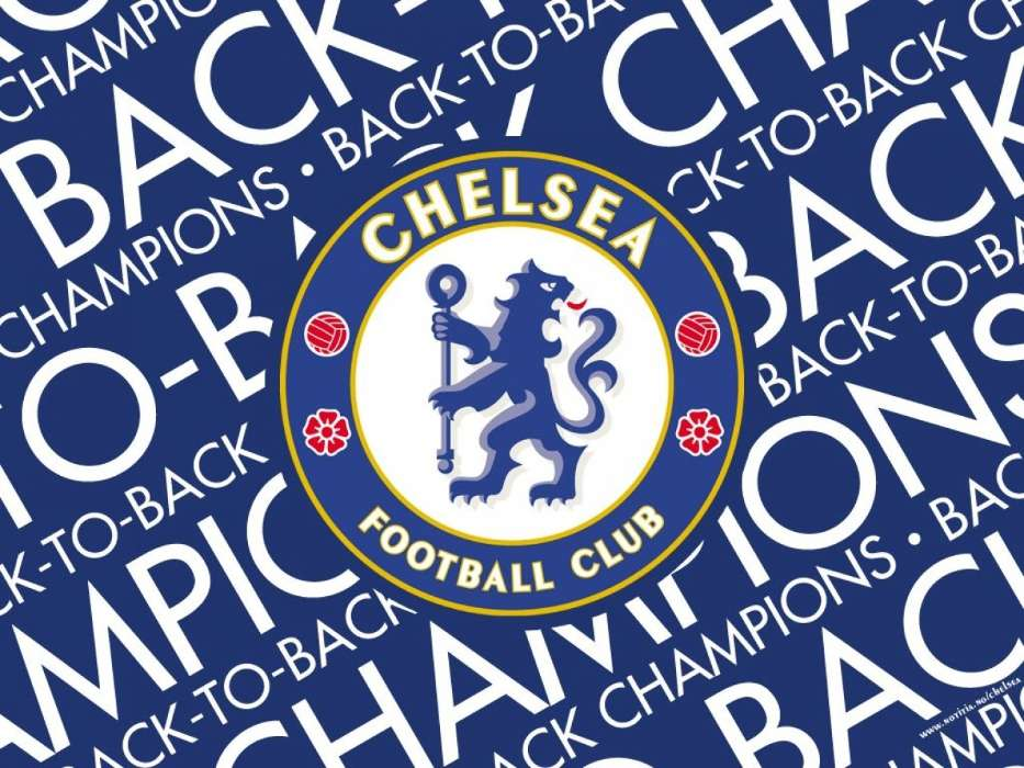 Download mobile wallpaper Sports, Logos, Football, Chelsea for free.